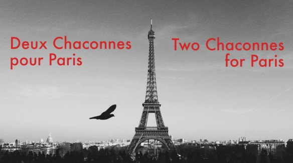 Chaconnes for Paris